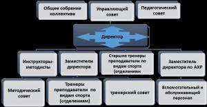 Органиграмма